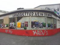 Proteste gegen geplantes Luxusghetto in Düsseldorf 3