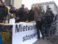 Proteste gegen geplantes Luxusghetto in Düsseldorf 5