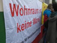 Proteste gegen geplantes Luxusghetto in Düsseldorf 6